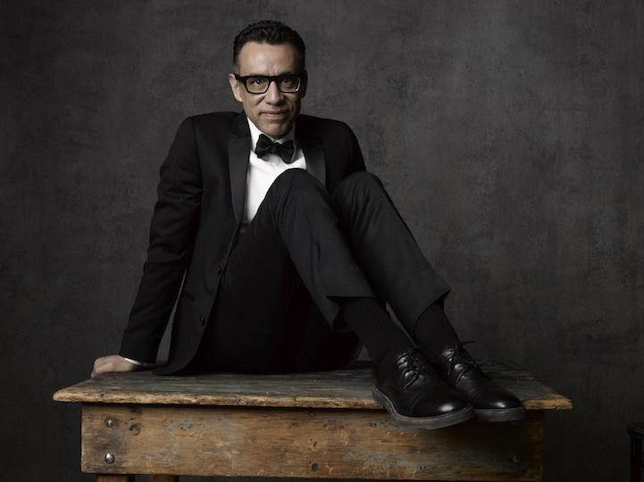 Фотопортреты звезд от Марка Селиджер (Mark Seliger) после церемонии Оскара: Фред Армисен