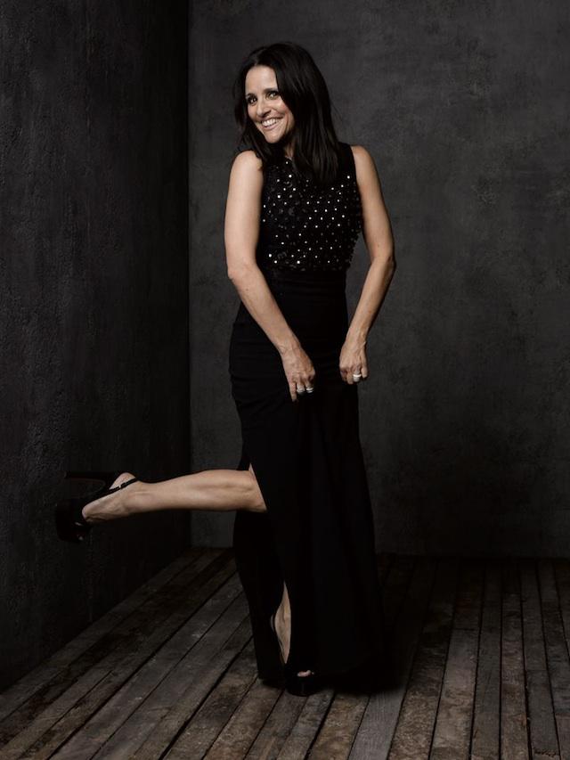 Фотопортреты звезд от Марка Селиджер (Mark Seliger) после церемонии Оскара: Джулия Луис-Дрейфус