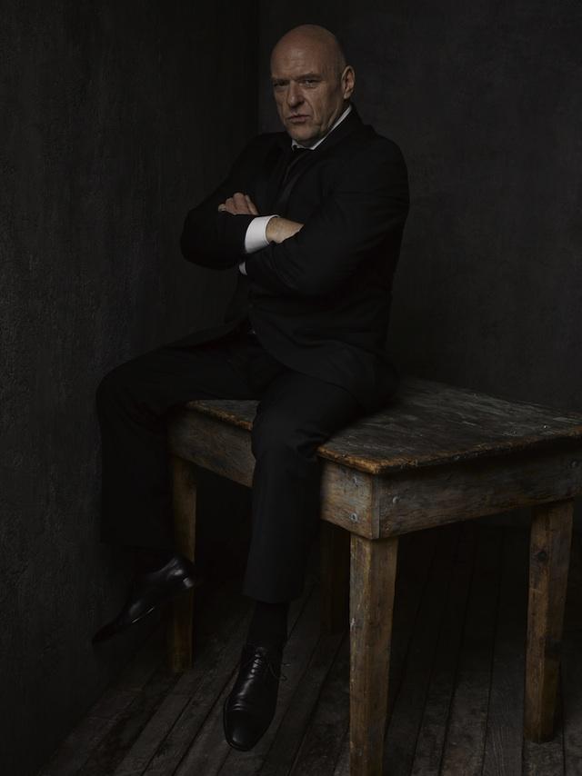 Фотопортреты звезд от Марка Селиджер (Mark Seliger) после церемонии Оскара: Дин Норрис
