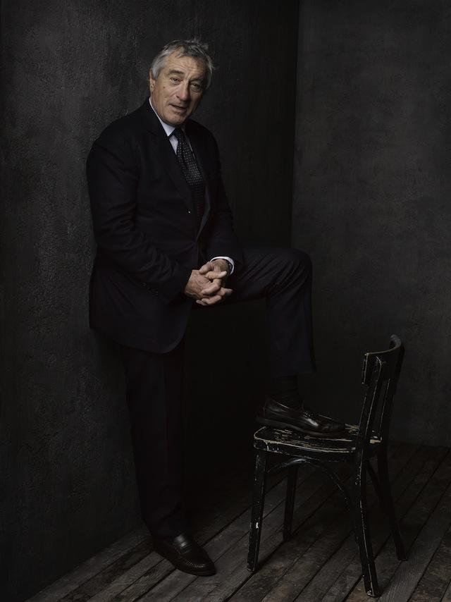 Фотопортреты звезд от Марка Селиджер (Mark Seliger) после церемонии Оскара: Роберт Де Ниро