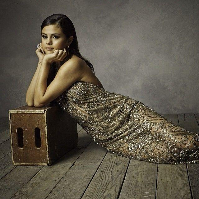 Фотопортреты звезд от Марка Селиджер (Mark Seliger) после церемонии Оскара: Селена Гомез