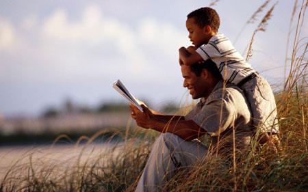 через определенные промежутки времени проводите хотя бы часть дня индивидуально с одним членом семьи