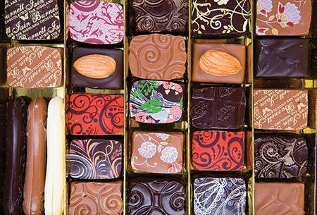 в Европе и Америке, наконец, серьезно взялись за качество шоколада и его разнообразие – мы можем наблюдать настоящий бум