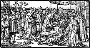 Как Папой римским стала женщина