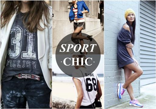 Как одеваться в стиле спорт-шик