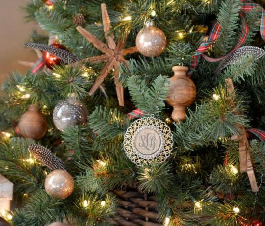 Как украсить елку на Новый 2016 год: актуальные идеи от декораторов (часть 2)