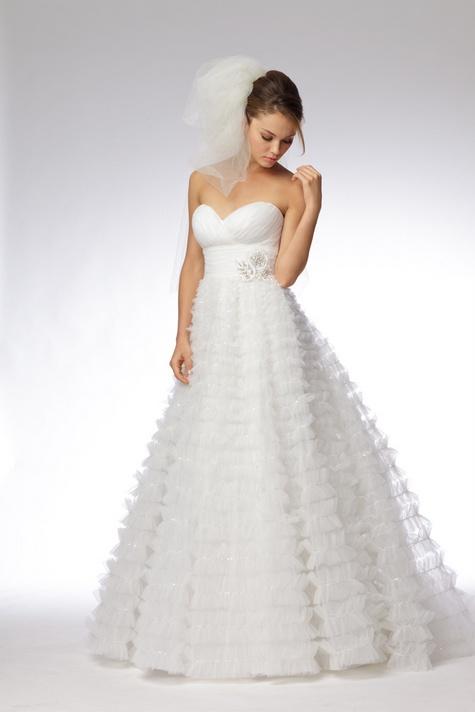 """свадебное платье фасон """"Принцесса"""""""