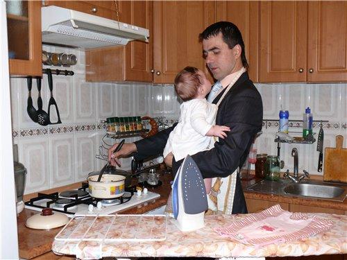 В продолжение темы совмещения работы и семьи
