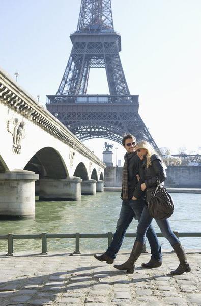 Как влюбленной паре выбрать самое романтичное путешествие. Часть 2.