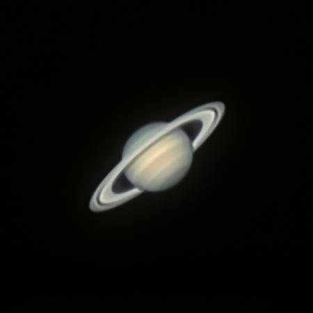 Вид из телескопа-рефрактора