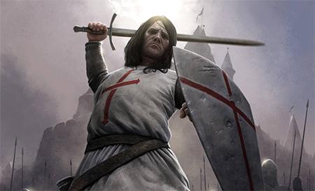 Как сделать простой костюм рыцаря