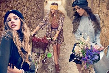 Как одеваться в стиле бохо