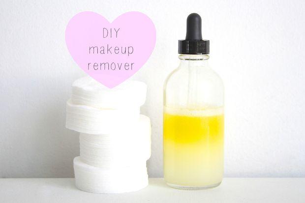 Как в домашних условиях сделать ультрасредство для снятия макияжа/смывку