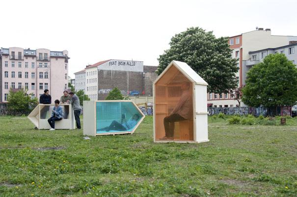 Как выглядит Топ-10+ домов мира с самой экстравагантной планировкой - Самый маленький дом в мире – 1 метр квадратный