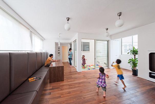 Как выглядит Топ-10+ домов мира с самой экстравагантной планировкой - Дом с горкой для катания