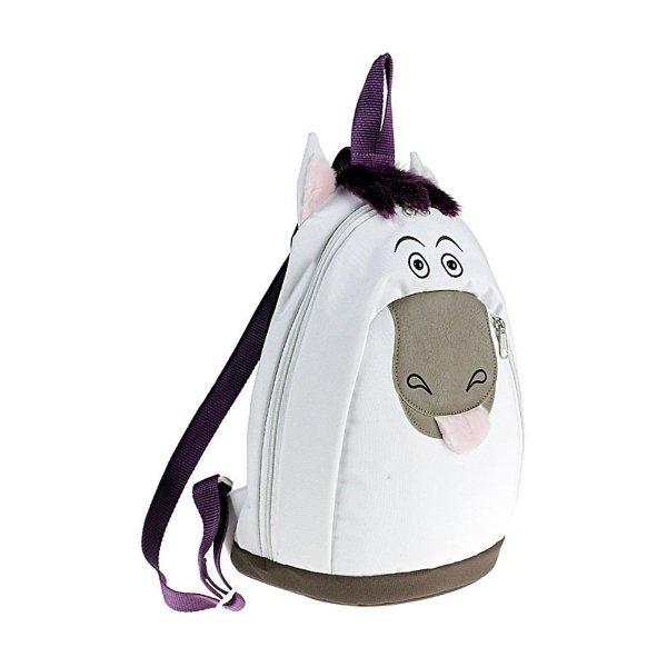 детский рюкзак с лошадиной мордой