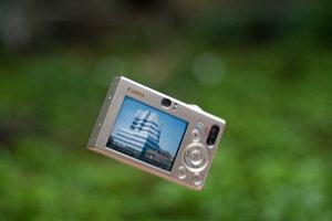 падающая камера