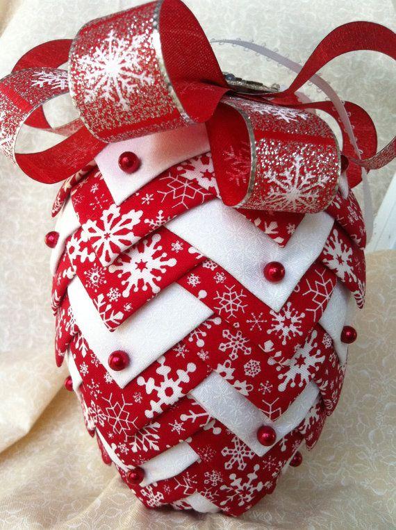 Как делать трендовые шишки из ткани и бумаги - различные дизайны