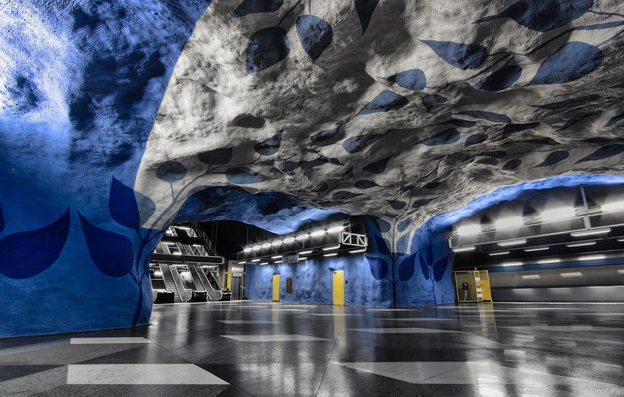 «Центральная» станция – Стокгольм, Швеция