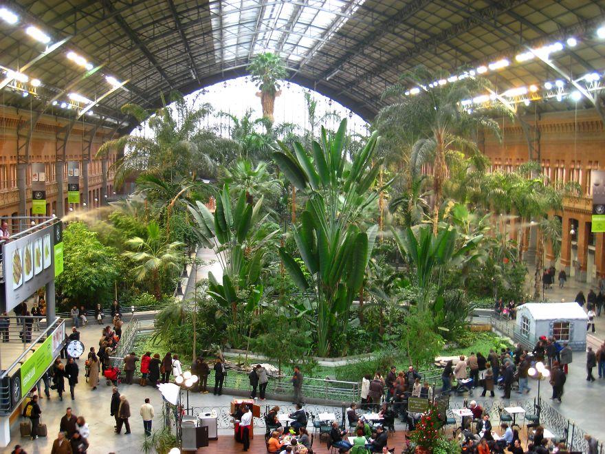 станция «Аточа» (Atocha) – Мадрид, Испания