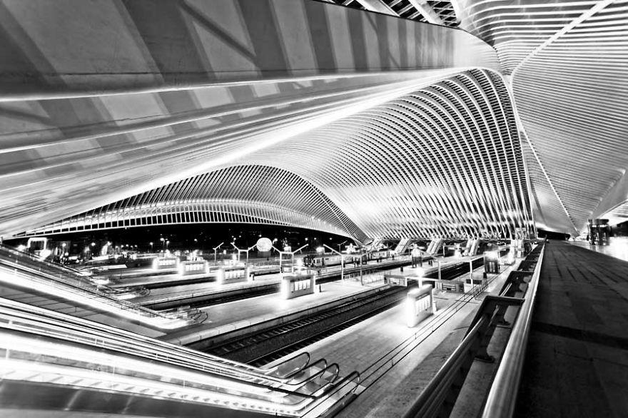Метростанция «Льеж-Гийемен» - Бельгия