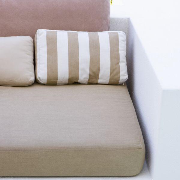 простые декоративные подушки