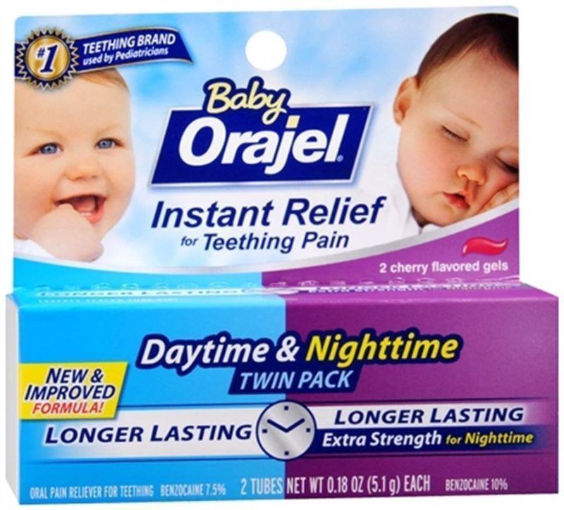 Не можете терпеть боль – где угодно от бровей до зоны бикини – выдавите тонкую полоску детского зубного средства Baby Orajel, вотрите и выщипывайте волосы без боли!