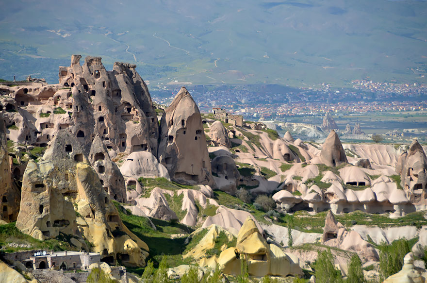 Отель «Труба фей» (Fairy Chimney), Турция