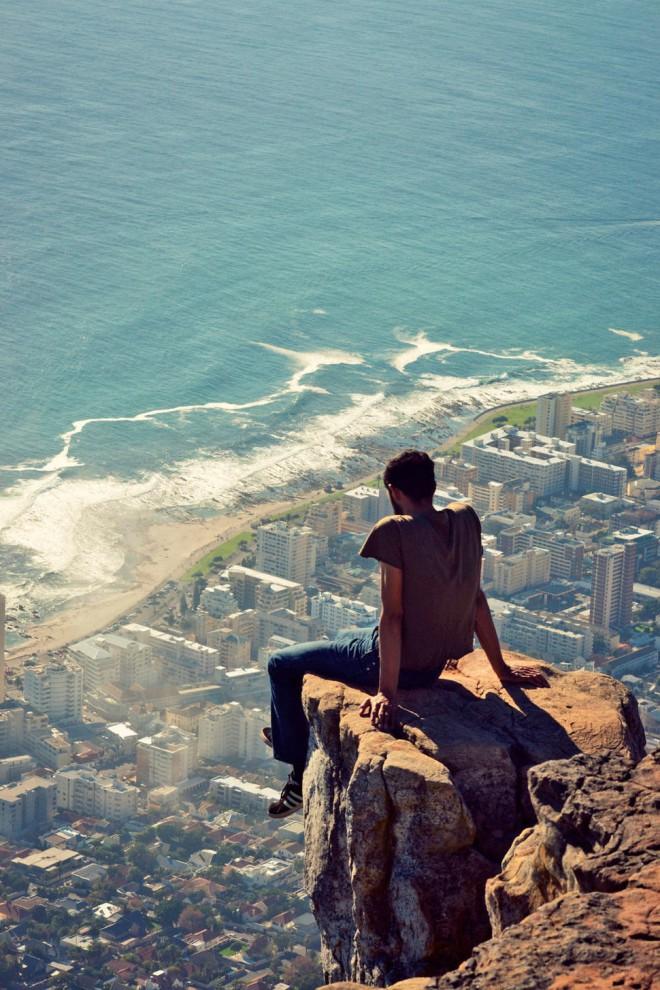 Самые страшные смотровые площадки мира: голова «Львиной горы», ЮАР