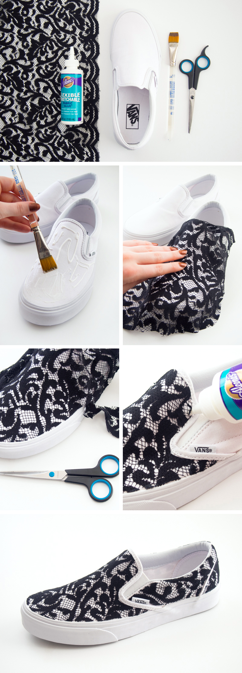 Старые кроссовки своими руками 19