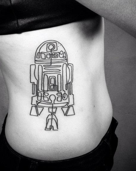 Самые последние наработки стилей: Топ-5 самых популярных татуировок - скетч-татуировки