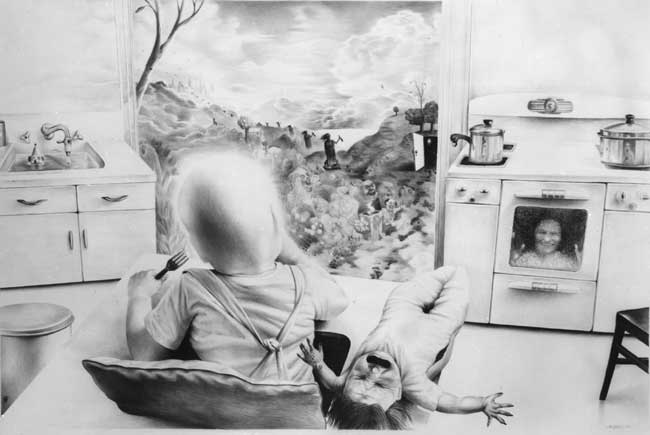 Лори Липтон, картина