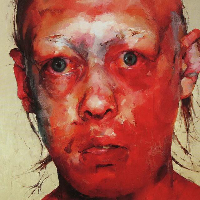 Дженни Сэвилль, художница человеческой боли, картины