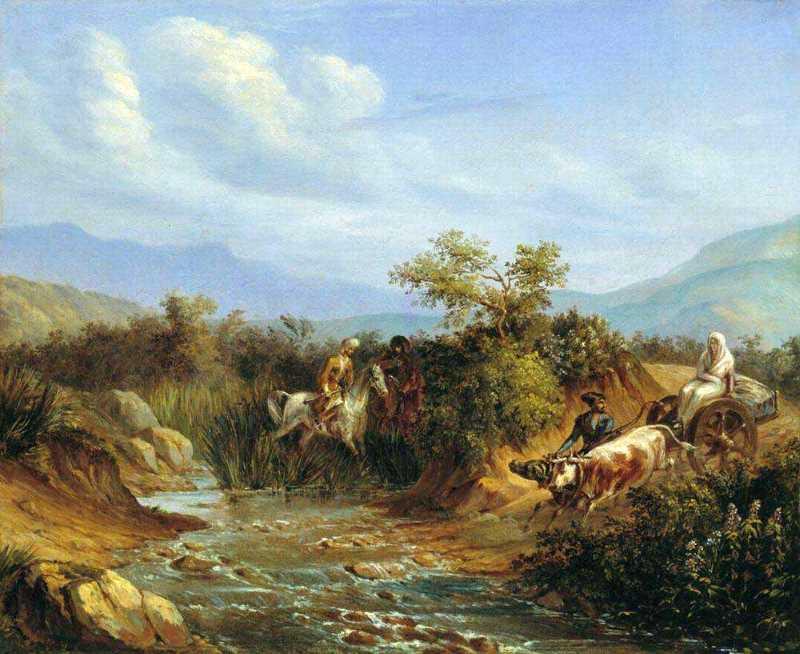 Лермонтов, картины под авторством писателя