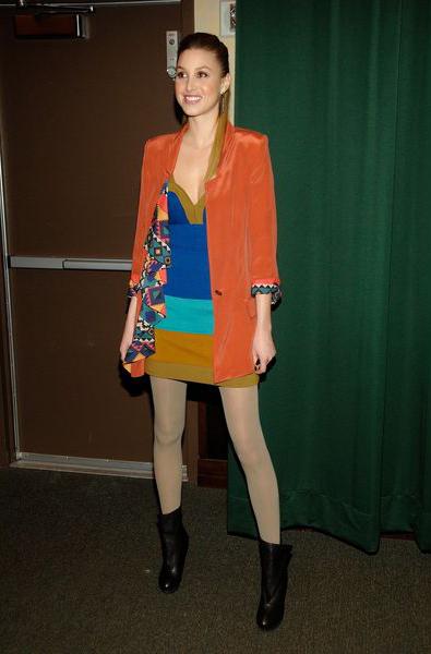 Как модно и нескучно одеться в офис жарким летом 2013
