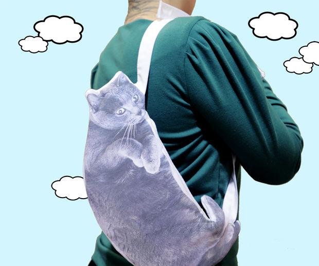 Как сделать сумку необычной формы из любой фотографии