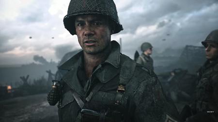 Как будет выглядеть новая Call Of Duty: WWII?