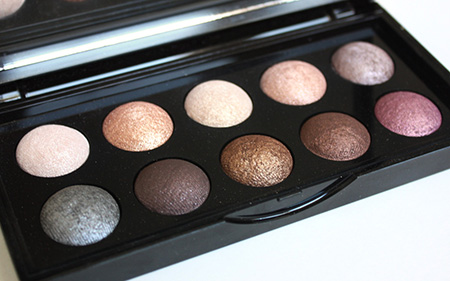 Moonshadow Baked Palette от бренда Sephora