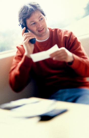 Спросите учителя, стоит ли вам созвониться с родителями