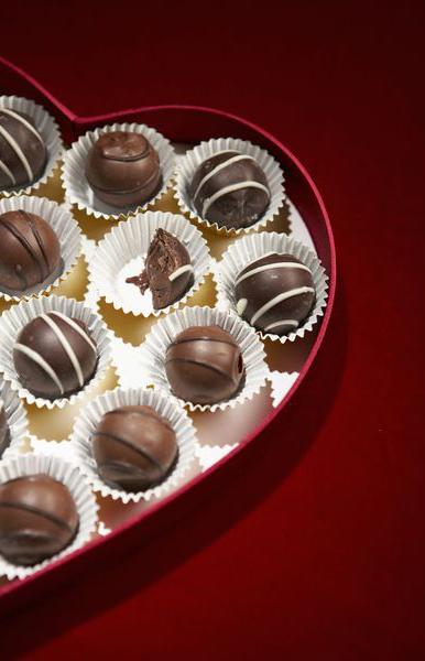 Афродизиаки: шоколад