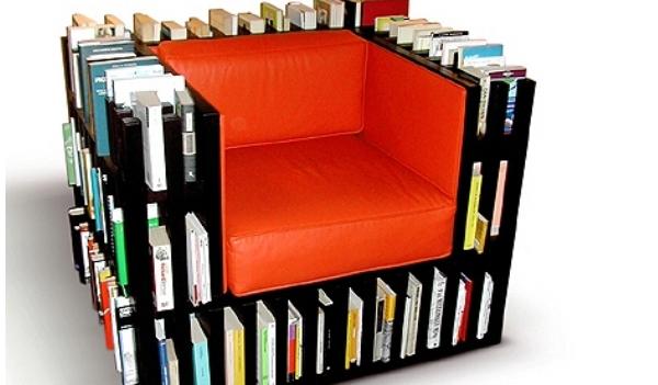 Диваны и кресла с дополнительными секциями для хранения вещей.