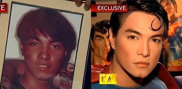 Герберт Чавес (Herbert Chavez) и то, что из него получилось: Супермен