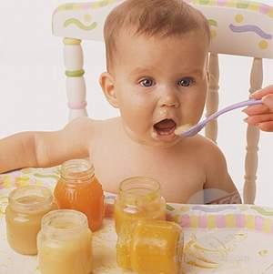Как приготовить пюре для малыша
