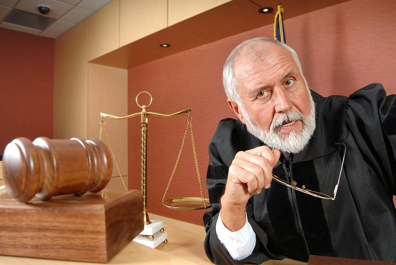 Тот, кто имеет право судить