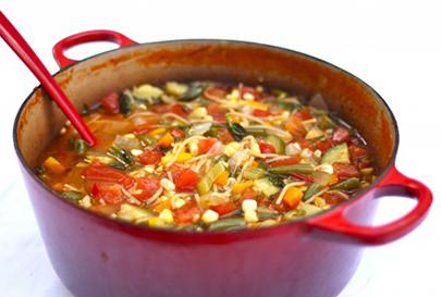 Как дегидрировать суп