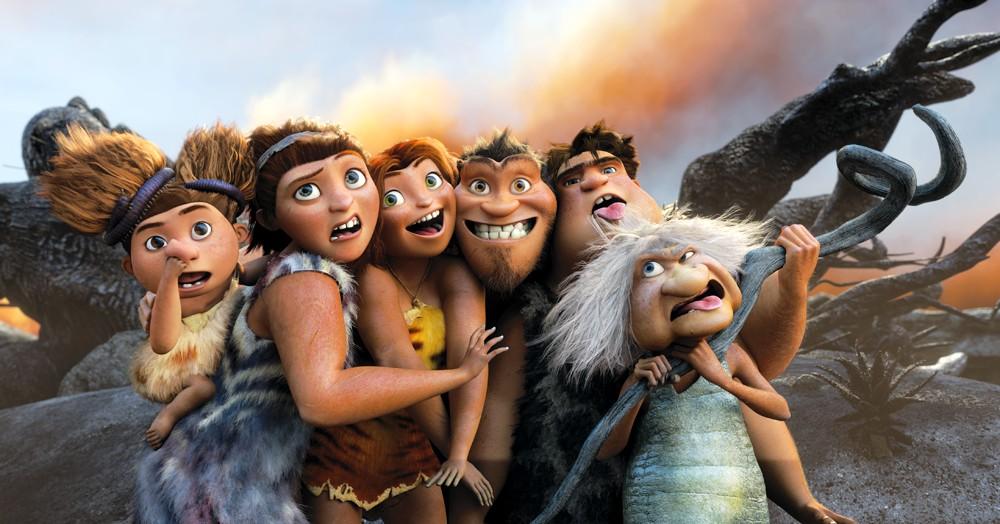 """Как в сотрудничестве с HP был создан мультфильм """"Семейка Крудс"""""""