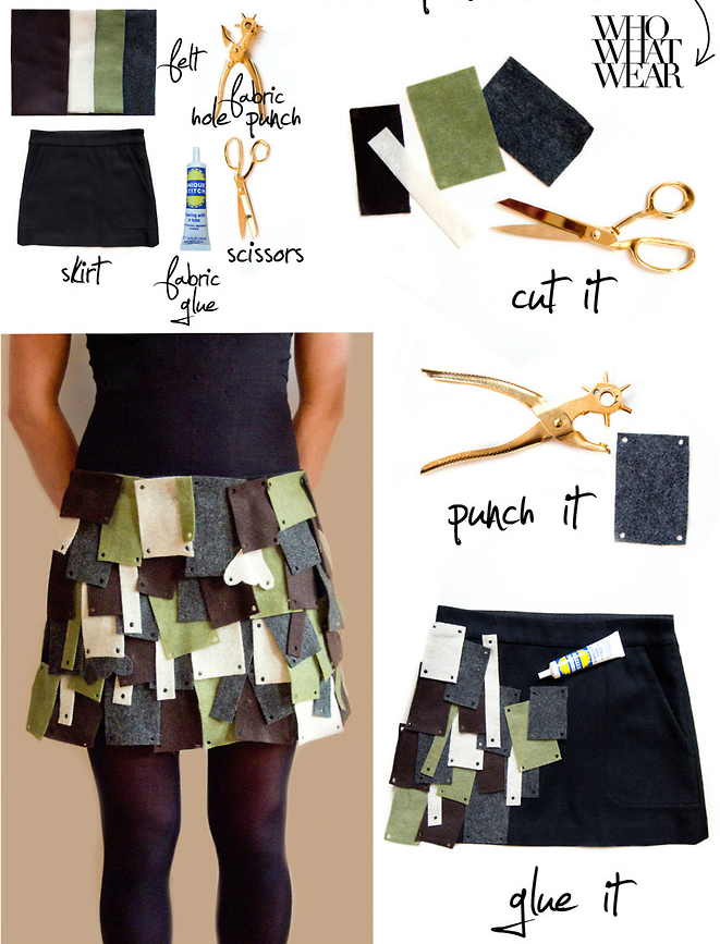 Как сделать модную вещь