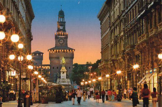 Как путешествовать по Италии: 10 достопримечательностей страны