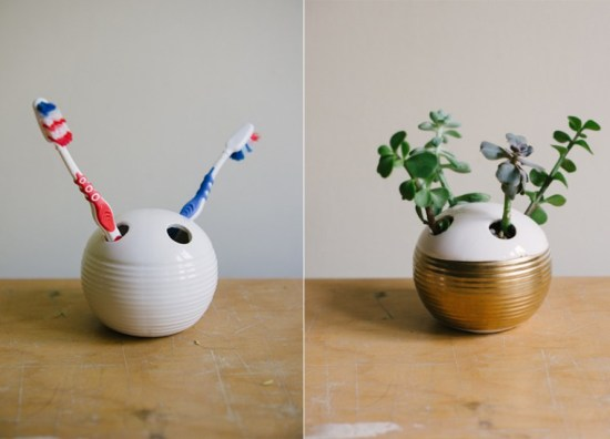 Как и из чего можно сделать кашпо для домашних цветов