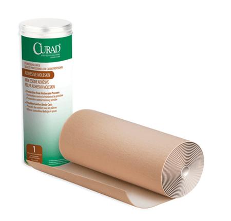 Клейкая защита из ткани молескин